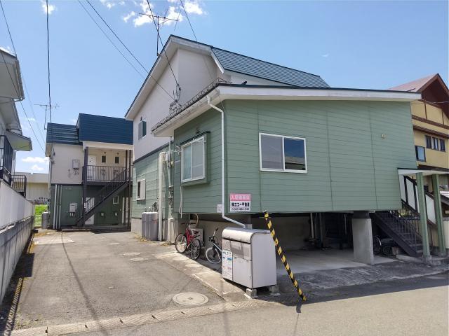 賃貸物件:山形市桜田西4丁目(1K)