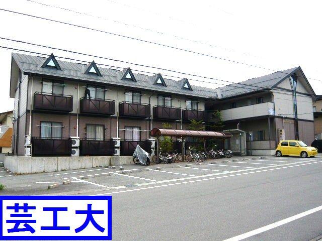 賃貸物件:山形市東青田2丁目(1K)